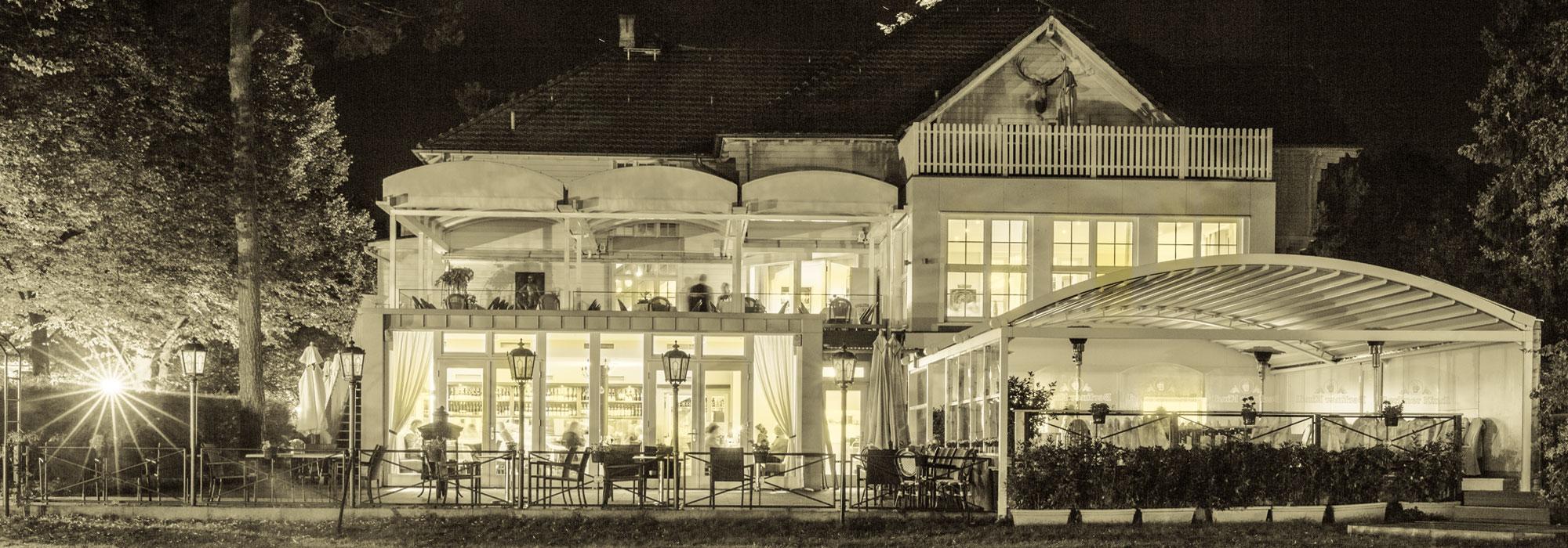 Haus Sanssouci & Ottos Seerestaurant Haus Sanssouci